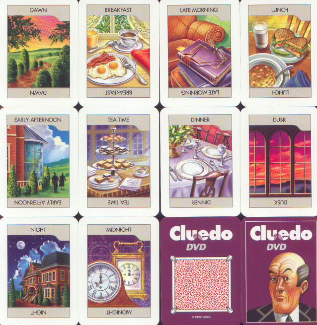 Clue Game Cards Related Keywords & Suggestions - Clue Game Cards Long ...
