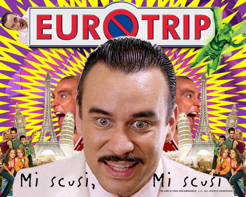 Creepy Italian Guy Wallpaper - eurotrip Wallpaper