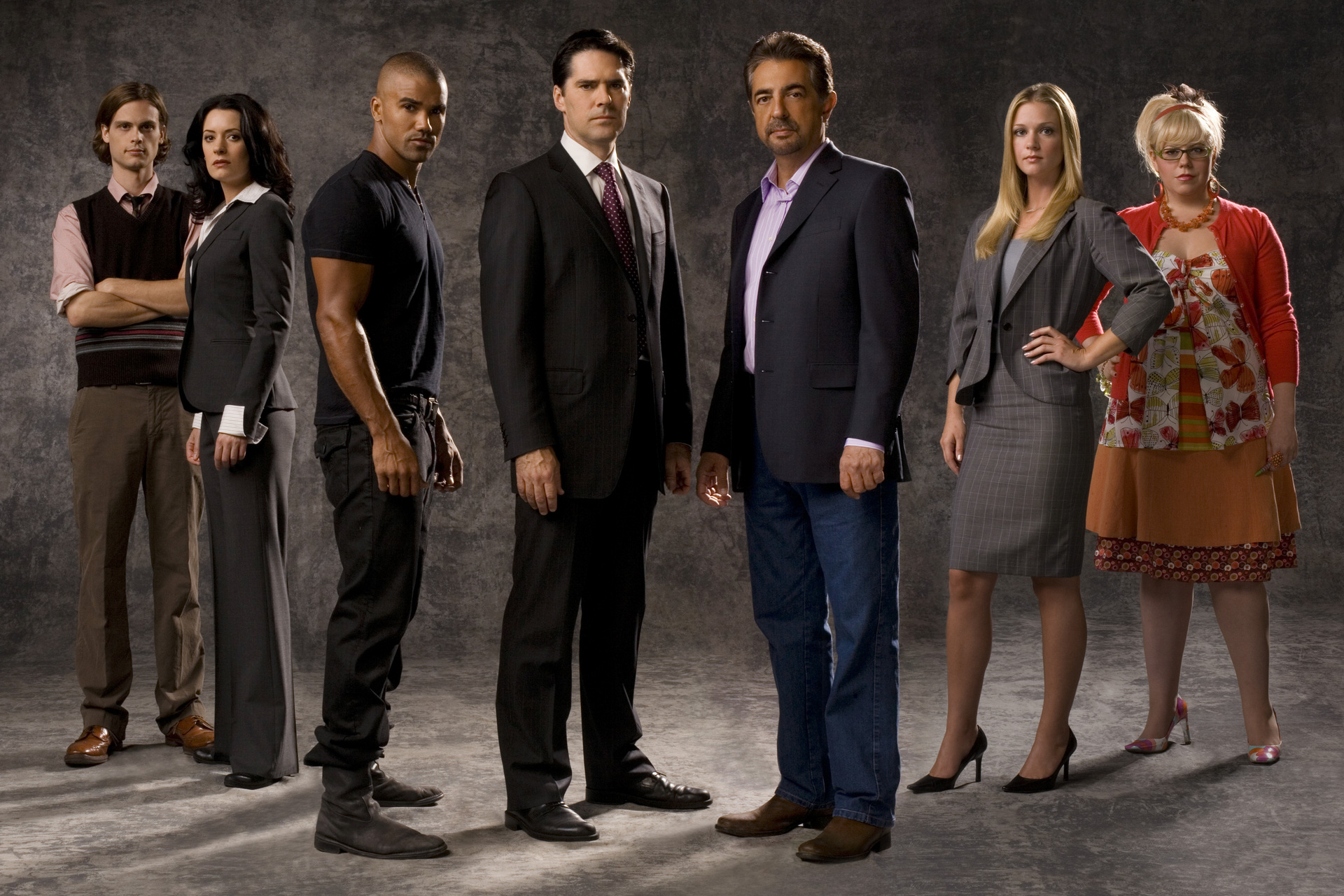 Criminal Minds Cast
