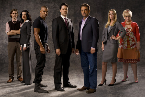 Criminal Minds wallpaper titled Criminal Minds