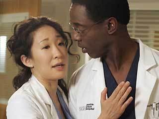 Cristina Yang/Sandra Oh & Cast