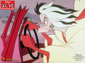 Cruella de Vil Wallpaper - disney-villains wallpaper
