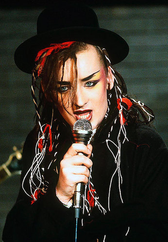Culture Club, boy George
