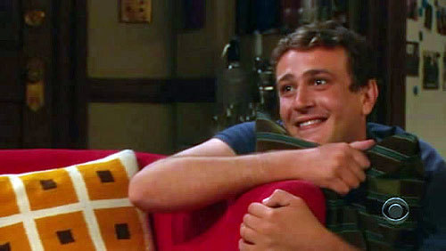 How I Met Your Mother wallpaper entitled Cute Marshall