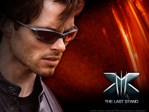 X-Men wallpaper containing sunglasses called Cyclops