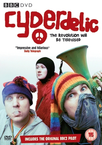 Cyderdelic DVD cover