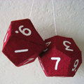 D&D Dice - dungeons-and-dragons photo