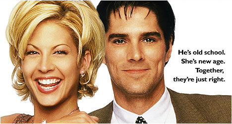 Dharma & Greg wallpaper probably containing a business suit and a portrait called D/G
