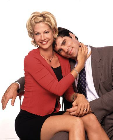 Dharma & Greg wallpaper with a well dressed person called D/G