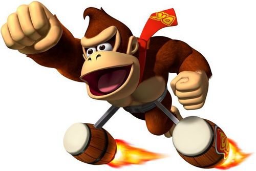 Donkey Kong wallpaper titled DK Characters