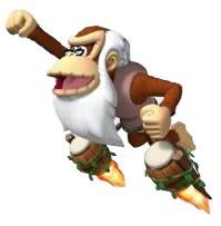 DK Characters