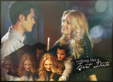 Gossip Girl wallpaper called Dan & Serena