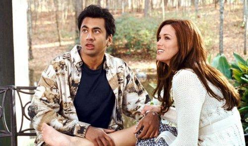 Danneel Harris in Harold and Kumar 2
