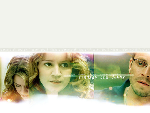 tv couples wallpaper possibly with a portrait entitled Danny & Lindsay (CSI: NY)