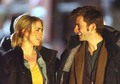 David & Billie On Set - badwolf-tenth-rose photo