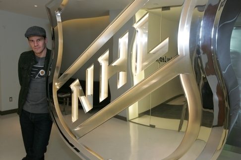 Davids tour of NHL in NYC