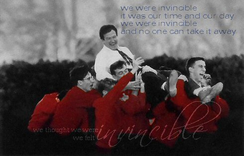 Dead Poets Society wallpaper entitled Dead Poets Society Banner