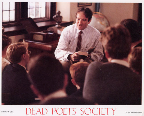 Dead Poets Society wallpaper with a boardroom, a business suit, and a living room entitled Dead Poets Society Lobby Cards