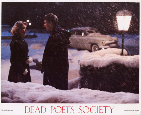 Dead Poets Society wallpaper containing a snowbank and an igloo titled Dead Poets Society Lobby Cards