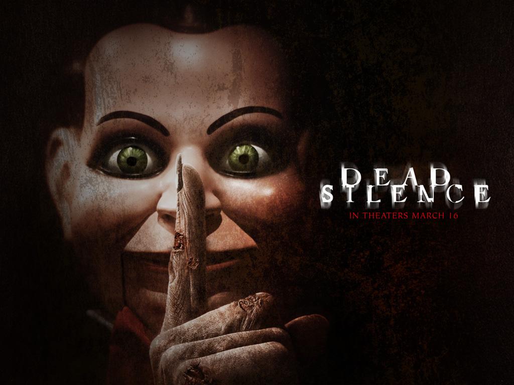 Horror movies dead silence