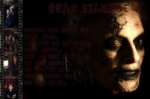 Dead Silence 바탕화면