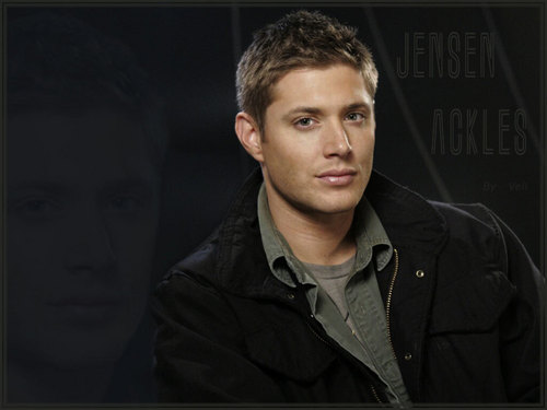 Dean Winchester kertas dinding containing a green beret titled Dean
