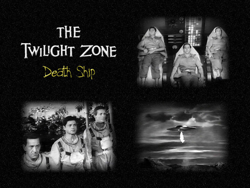 twilight zone pinball wallpaper