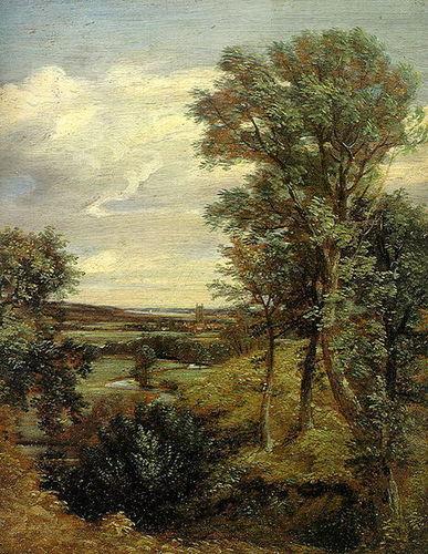 Dedham Vale - John Constable
