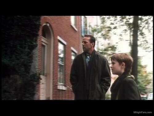 Deleted Scenes: Sixth Sense