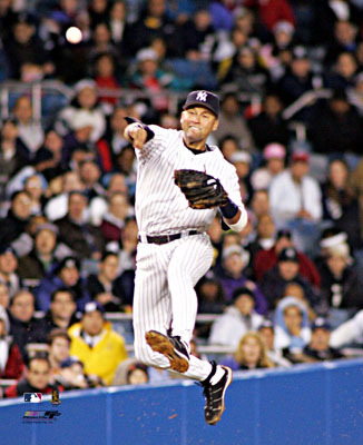Derek Jeter achtergrond containing a first baseman, a ballplayer, and a right fielder entitled Derek Jeter