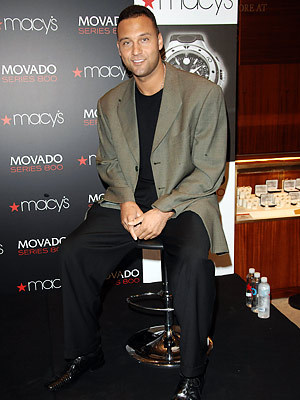 Derek Jeter wallpaper with a business suit, a suit, and a well dressed person called Derek Jeter