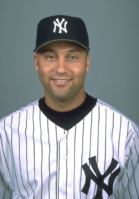 the life and baseball career of derek sanderson jeter Derek sanderson jeter is an american baseball star who plays for the yankees he was born on june 26, 1974, in pequannok, new jersey to mixed race parents.