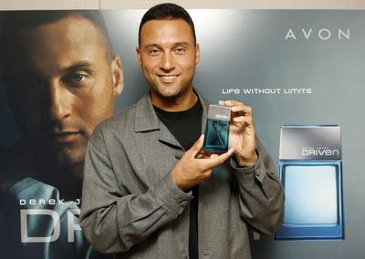 Derek Jeter wallpaper possibly with a portrait entitled Derek Jeter