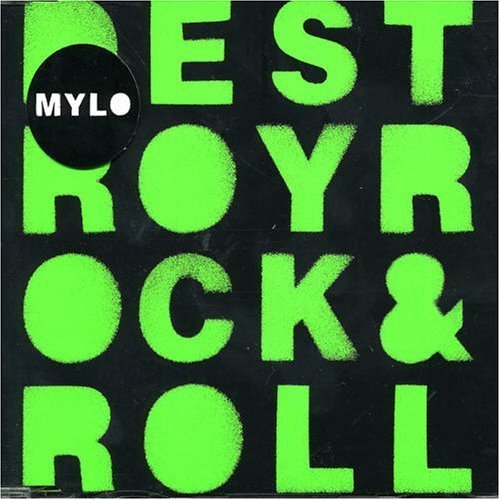 Mylo wallpaper titled Destroy Rock & Roll Single Cover