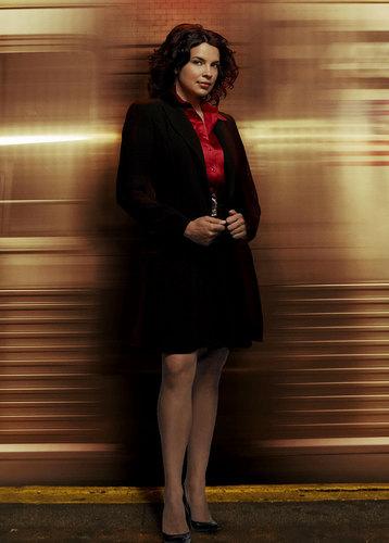 Detective Eva Marquez