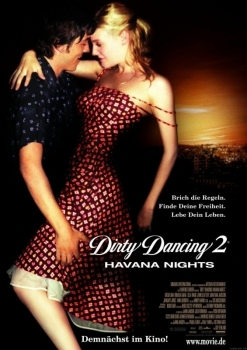 Dirty Dancing - Havana Nights wallpaper probably containing a bustier and a cocktail dress called Dirty Dancing Havana Nights