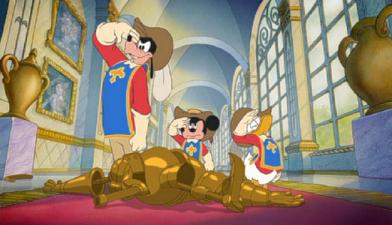迪士尼 Animated