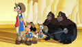 Disney Animated - the-three-musketeers photo