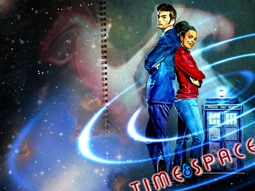 Doctor & Martha
