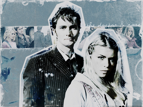 Doctor & Rose (Doctor Who)