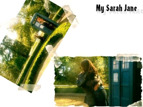 Doctor & Sarah Jane