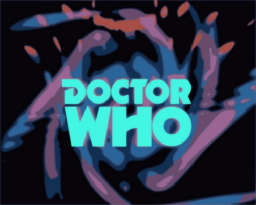 Doctor Who achtergrond probably with anime called Doctor Who Logo