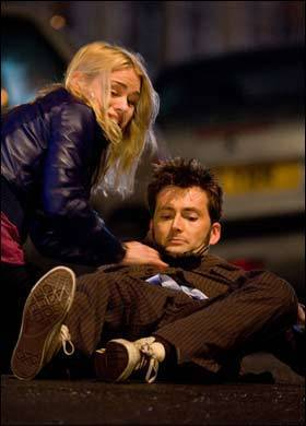 Doctor Who: Season 4 - On Set