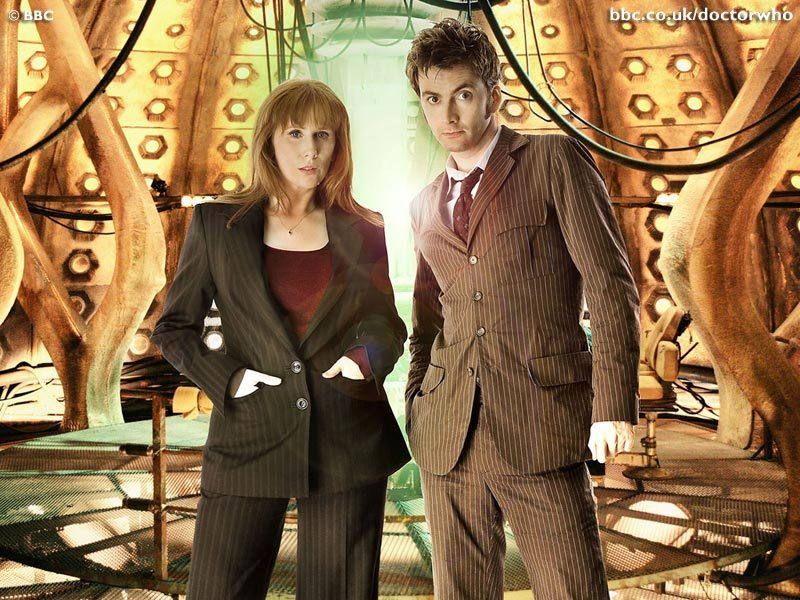 Doctor Who? Season 4
