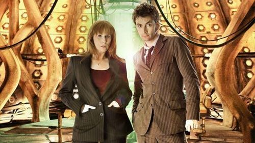 Doctor Who  - Tardis Promo Pic