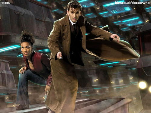 televisi wallpaper called Doctor Who