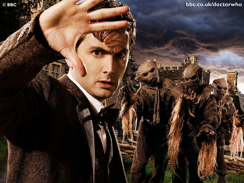 Doctor Who - television Wallpaper