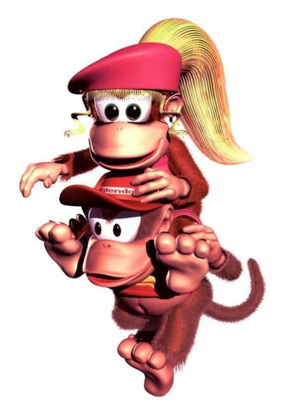 donkey kong and diddy relationship quiz