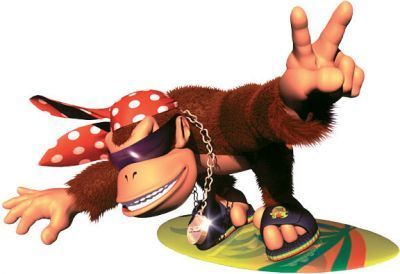 Dokey Kong Country