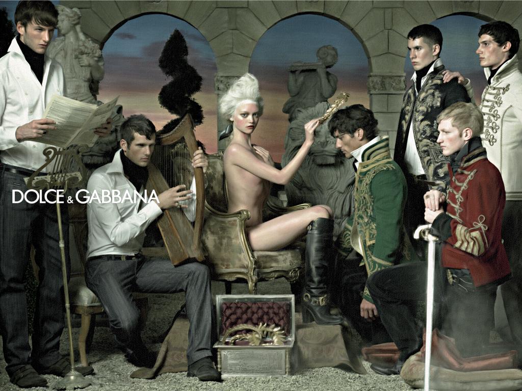 Fall 2007 - Dolce & Gabbana 1024x768 800x600
